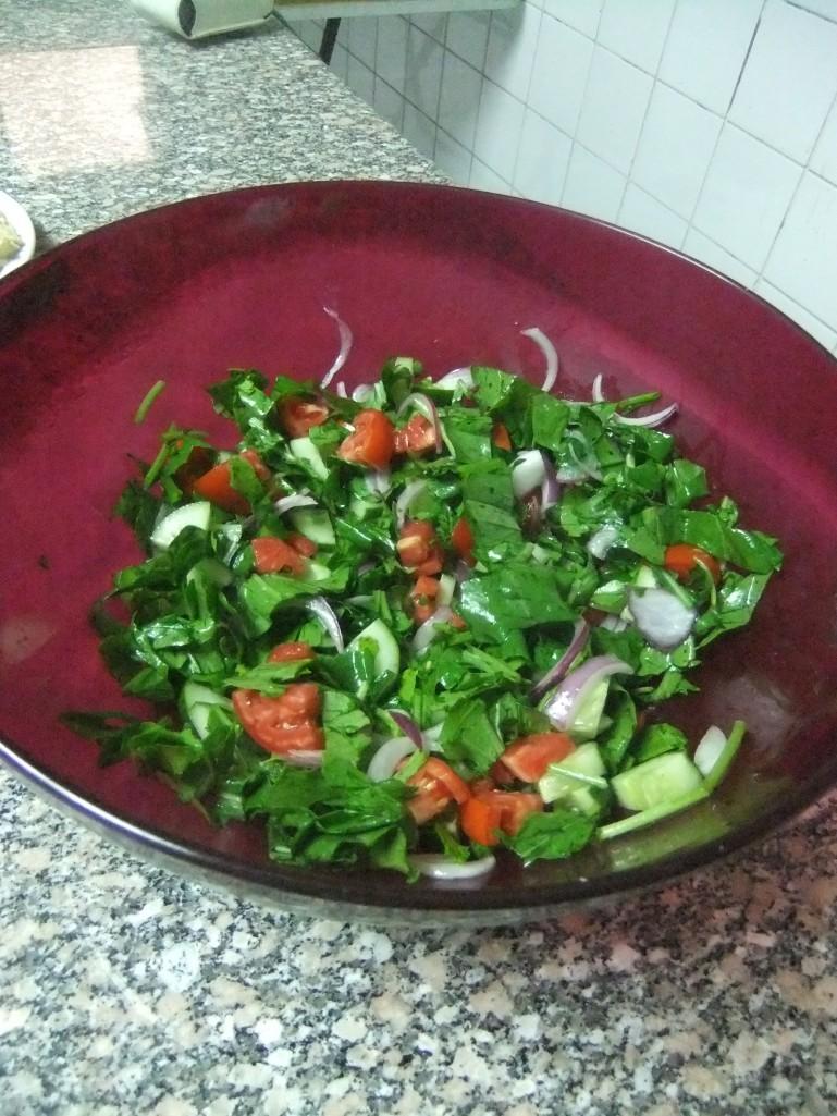 Baladi Salad