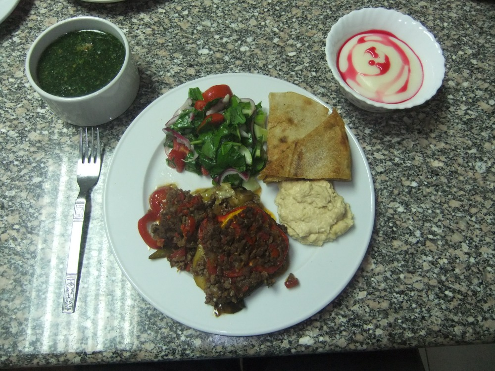 My Egyptian meal