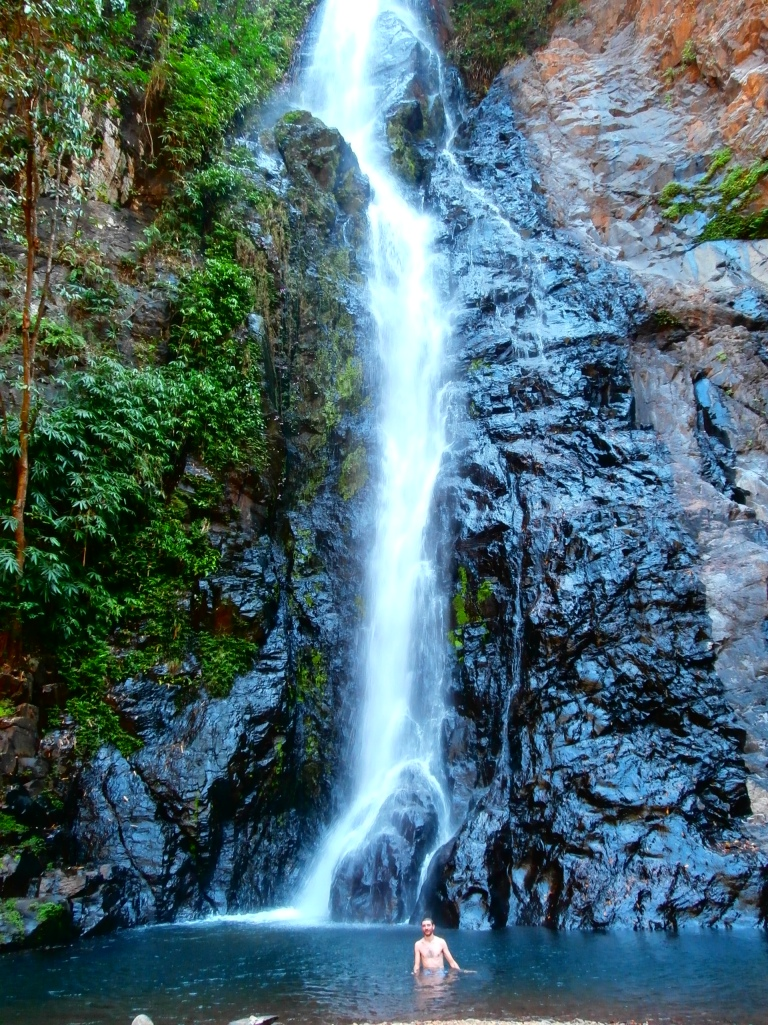 Mainapi Waterfall